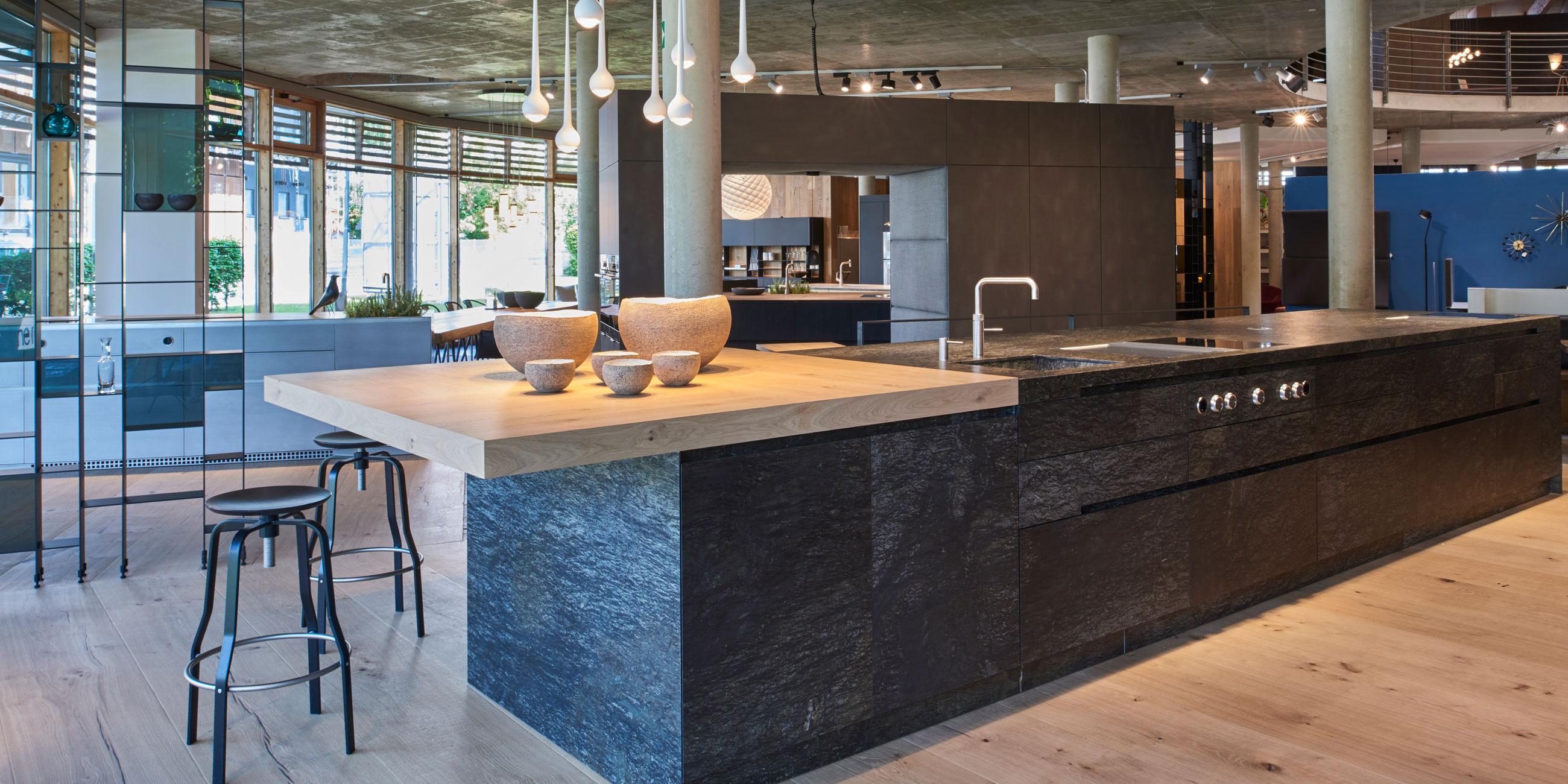 Luxury Kitchens in Perfection · werkhaus Küchen · Designküchen aus