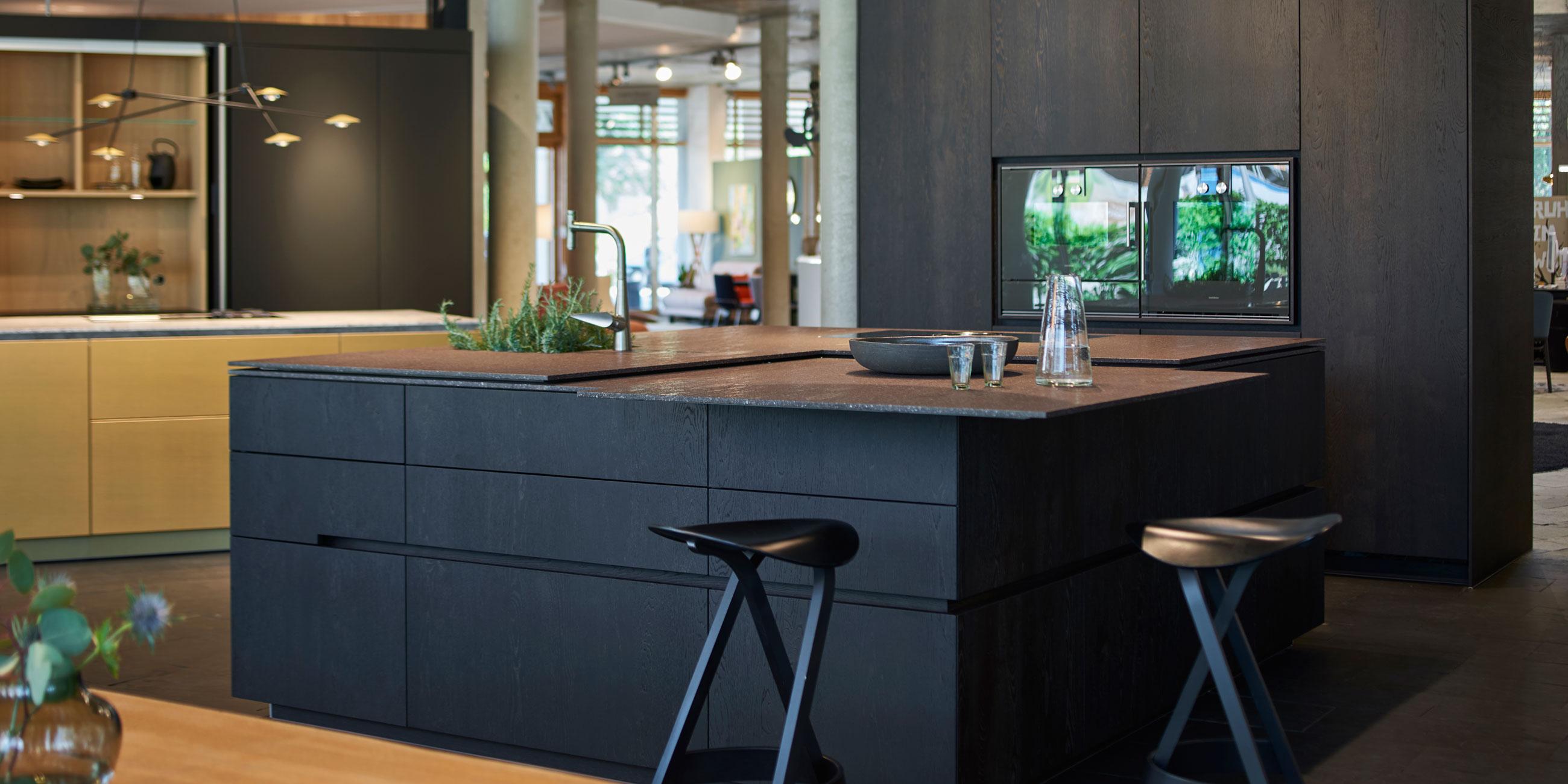 Küchenausstellung von Werkhaus Küchen