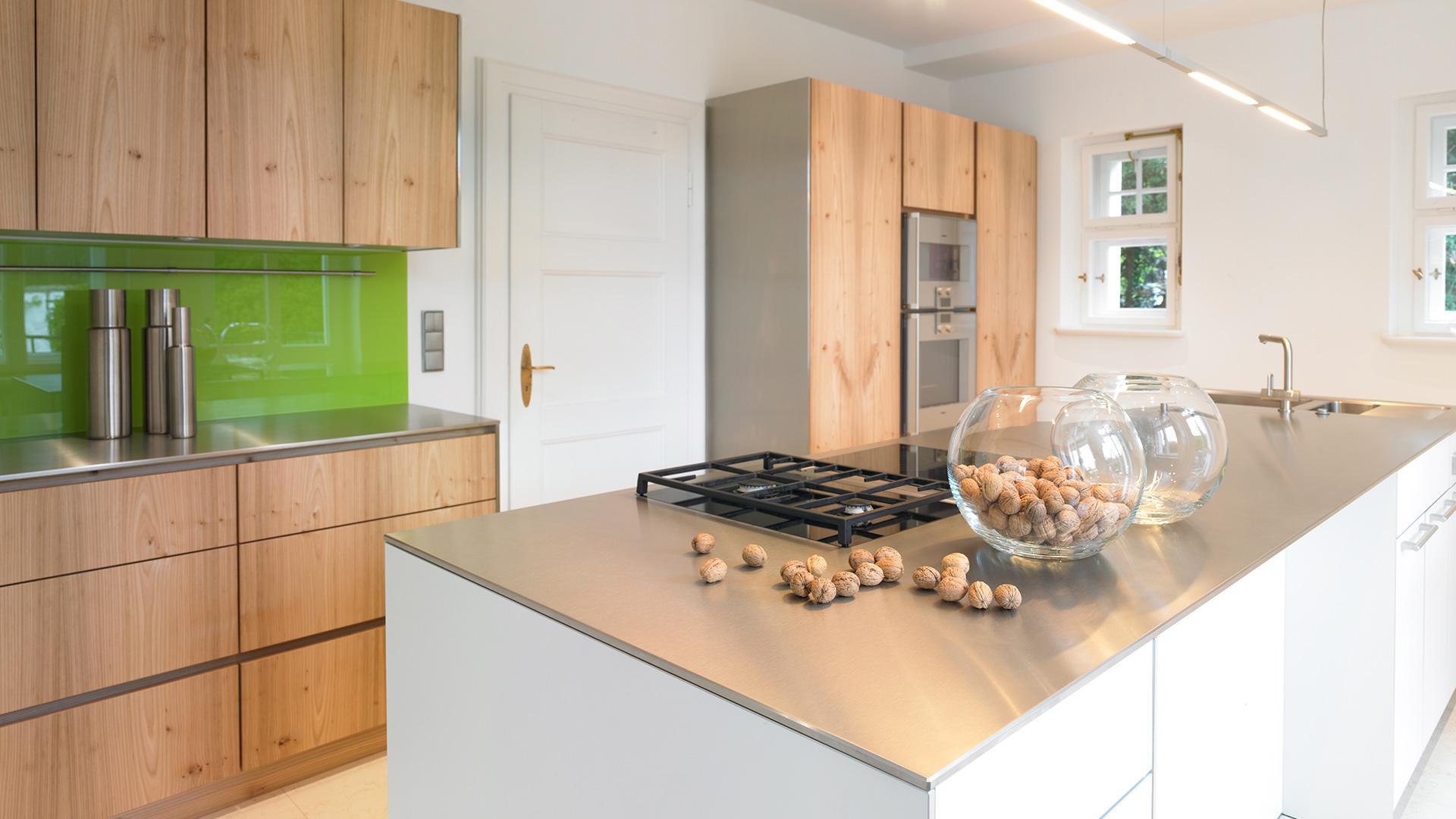 Transparent Kitchen Architecture Werkhaus Kuchen Designkuchen Aus Rosenheim