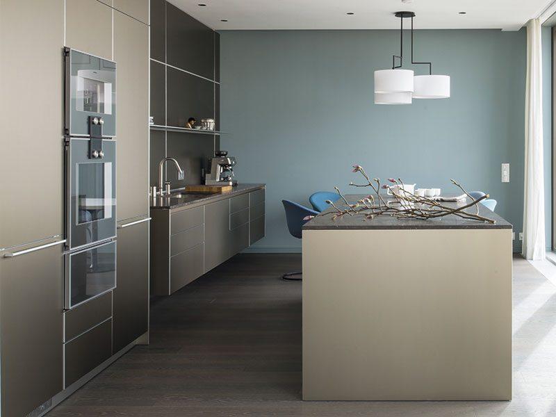 Experience The Diversity Of The Werkhaus Kitchen Architecture Werkhaus Kuchen Designkuchen Aus Rosenheim