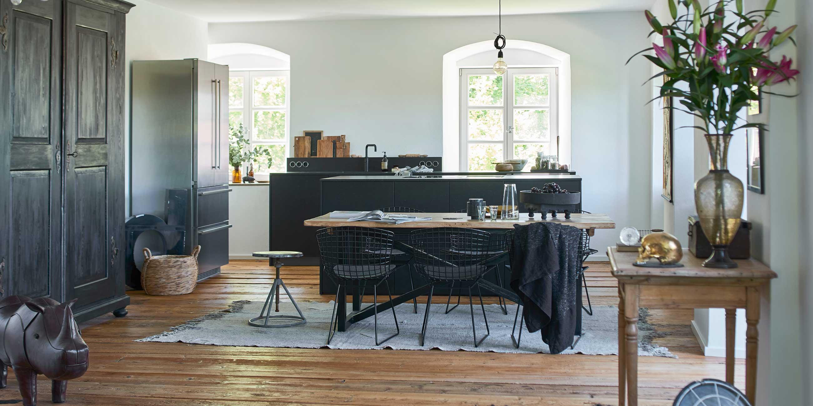 Moderne Kuche In Alter Villa Werkhaus Kuchen Designkuchen Aus Rosenheim